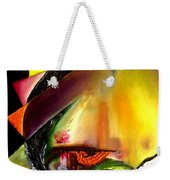 Out Of Time. Out Of Space. Weekender Tote Bag