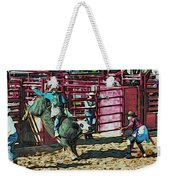 Out The Chute Weekender Tote Bag