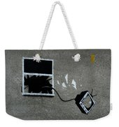 Out The Window Weekender Tote Bag