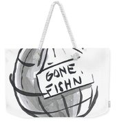 Out To Lunch Weekender Tote Bag