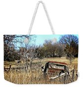 Out To Pasture 3 Weekender Tote Bag