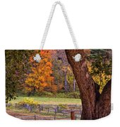 Out To Pasture Weekender Tote Bag by Joann Vitali