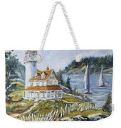 Out To Sea By Prankearts Weekender Tote Bag