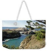 Out To Sea Weekender Tote Bag