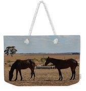 Outback Horses Weekender Tote Bag