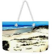 Outer Banks Sand Dunes Beach Ocean Weekender Tote Bag