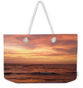 Outer Banks Sunset - Buxton - Hatteras Island Weekender Tote Bag
