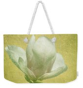 Outer Magnolia Weekender Tote Bag