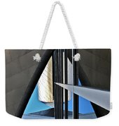 Outer Space 2 Weekender Tote Bag