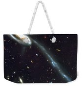 Outer Space Three One Eight Weekender Tote Bag