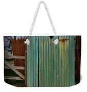 Outhouse - 6 Weekender Tote Bag