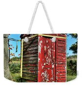 Outhouse 9 Weekender Tote Bag