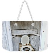 Outhouse A Look Inside Weekender Tote Bag