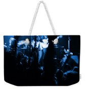 Outlaws #13 Blue Weekender Tote Bag