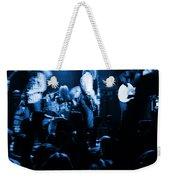 Outlaws #14 Blue Weekender Tote Bag