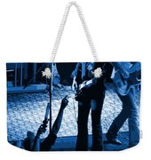 Outlaws #16 Art Blue Weekender Tote Bag