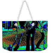 Outlaws #16 Art Psychedelic Weekender Tote Bag
