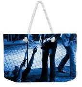 Outlaws #16 Blue Weekender Tote Bag