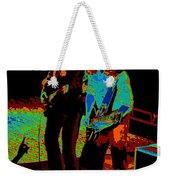 Outlaws #18 Art Cosmic Weekender Tote Bag