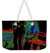 Outlaws #18 Art Psychedelic Weekender Tote Bag