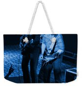 Outlaws #18 Blue Weekender Tote Bag
