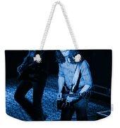 Outlaws #19 Blue Weekender Tote Bag