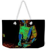 Outlaws #22 Art Cosmic Weekender Tote Bag