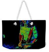 Outlaws #22 Art Psychedelic Weekender Tote Bag