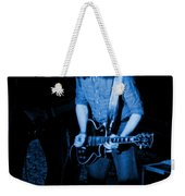 Outlaws #23 Blue Weekender Tote Bag