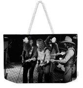 Outlaws #26 Crop 2 Weekender Tote Bag
