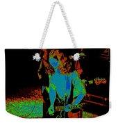 Outlaws #27 Art Psychedelic Weekender Tote Bag