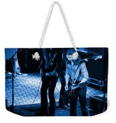 Outlaws #32 Crop 2 Blue Weekender Tote Bag