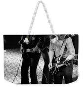 Outlaws #32 Crop 3 Weekender Tote Bag