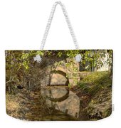 Outlet At The Mill Weekender Tote Bag