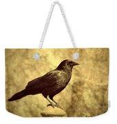 The Raven's Outlook Weekender Tote Bag