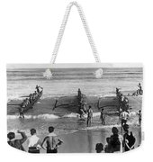 Outrigger Canoe Championship Weekender Tote Bag
