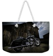 Outside The Barn Weekender Tote Bag