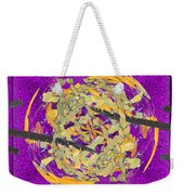 Outside The Box Weekender Tote Bag by Tim Allen