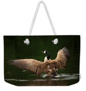 Outstretched Wings Weekender Tote Bag