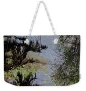 Outta The Woods Weekender Tote Bag
