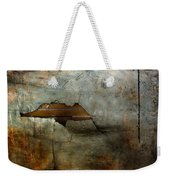 Over The Brick Wall One Weekender Tote Bag