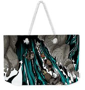 Over The Falls Weekender Tote Bag