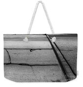 Overflowed Sinlence Weekender Tote Bag