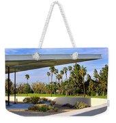 Overhang Palm Springs Tram Station Weekender Tote Bag