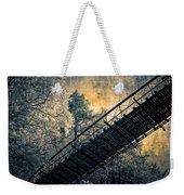 Overhead Bridge Weekender Tote Bag