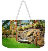 Overlook At The Gorge Weekender Tote Bag