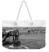 Overlooking Bilgerville Road Farm   Weekender Tote Bag
