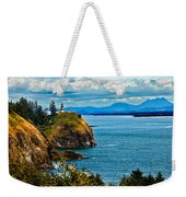 Overlooking Weekender Tote Bag by Robert Bales