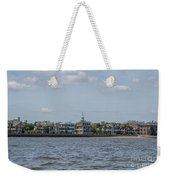 Overlooking The Sea Weekender Tote Bag
