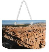 Overview At Bryce Canyon Weekender Tote Bag